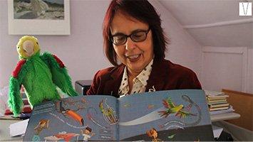 escritora de literatura infantil