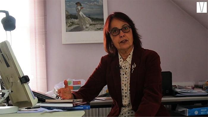 Escritora de literatura infantil Sylvia Roesch