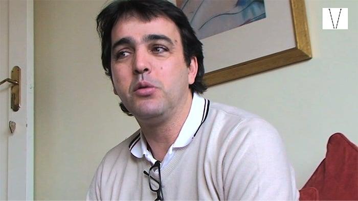Ricardo Ramos no Canal Londres