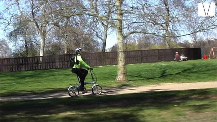 de bike no hyde park