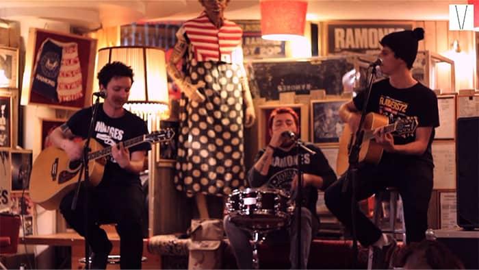 flanders72 turnê na europa