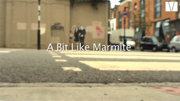 a bit like marmite