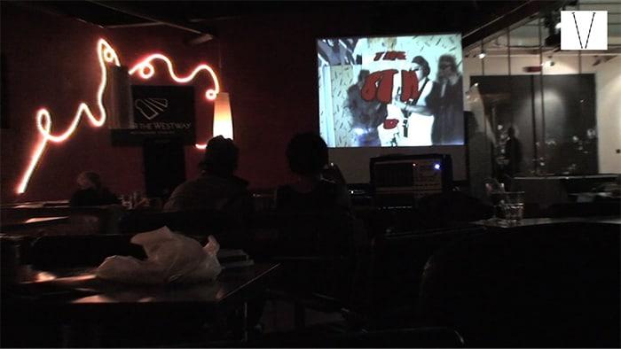 marcelo paganini no festival de cinema de portobello