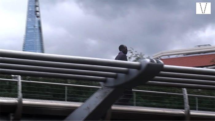 Ponte do Milênio Londres
