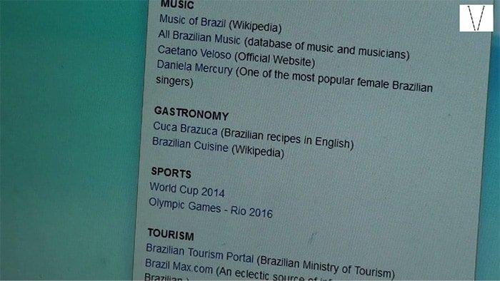 curso online de português para estrangeiros