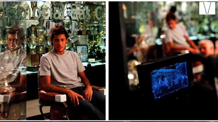 neymar em projeto da cria da casa