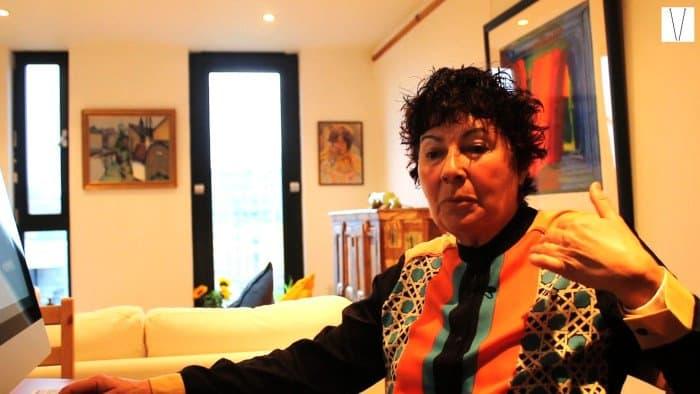 fundadora e diretora da radio brasil da gente