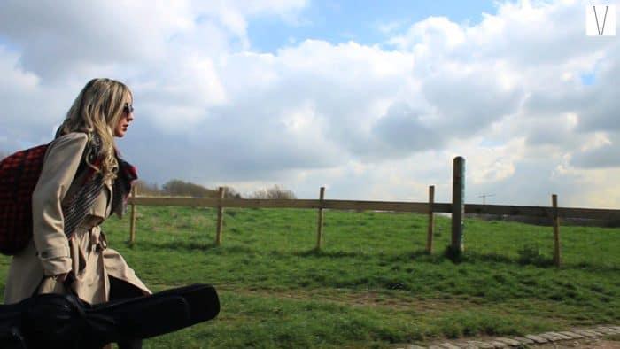 Mileine Aliaga na Mudchute park & Farm