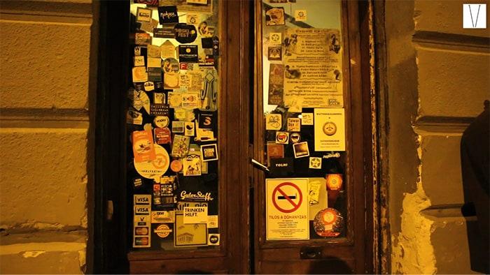 ruin bar em budapeste