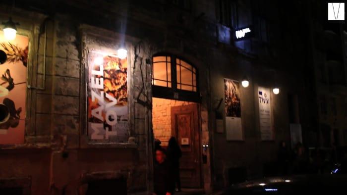 Ruin Bars em Budapeste