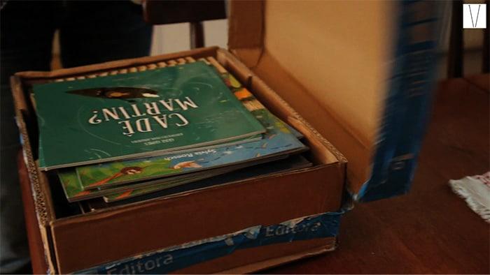 livros infanto-juvenis da miúda