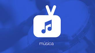 ícone música canal londres