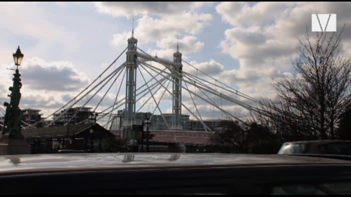 albert bridge em londres