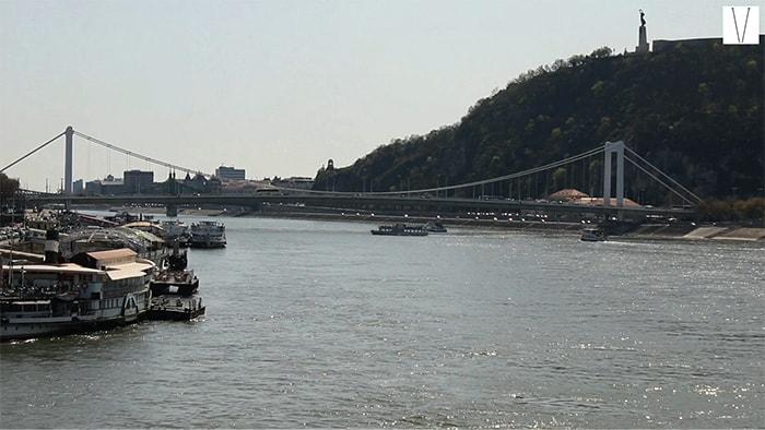 rio danúbio budapeste