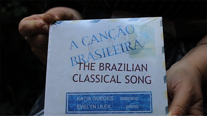 A Canção Brasileira CD de Katia Guedes