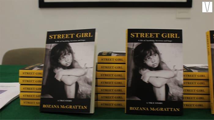 livro street girl