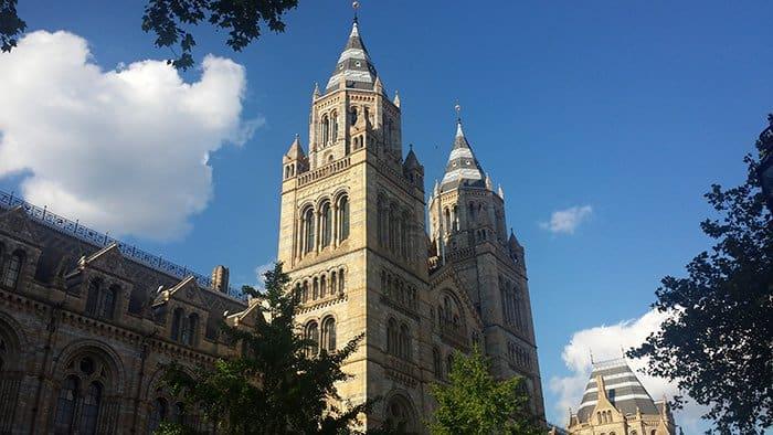 Museu de História Natural Londres