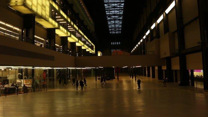 Tate Modern em Londres