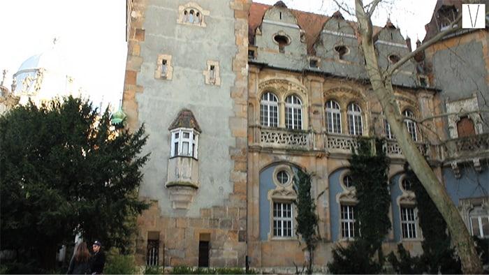 museu da agricultura budapeste