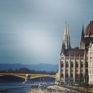 parlamento budapeste danubio