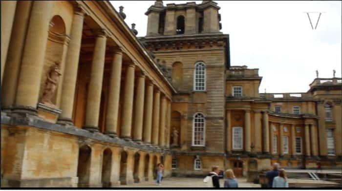 Blenheim Palace - Palácio onde Churchill nasceu