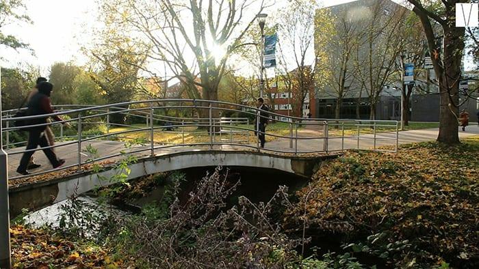 campus da universidade brunel