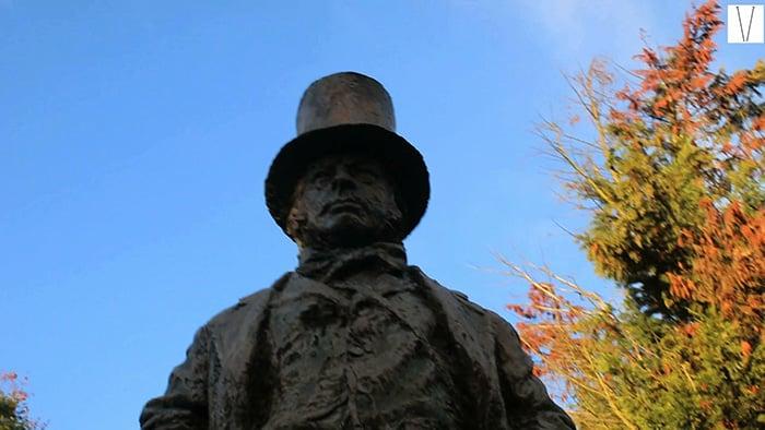 estátua de Brunel