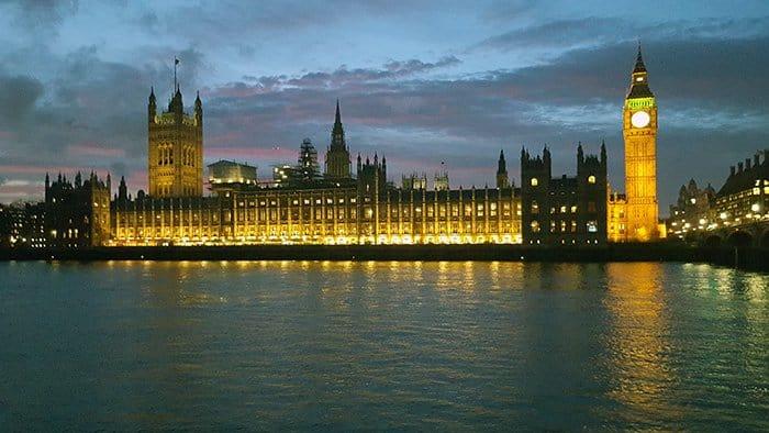 big bem e parlamento