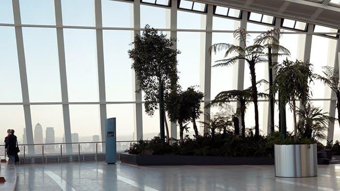 sky gardens londres