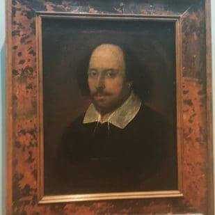 shakespeare nationalportraitgallery museusemlondres museus portrait