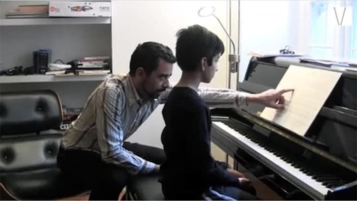 aula particular de piano