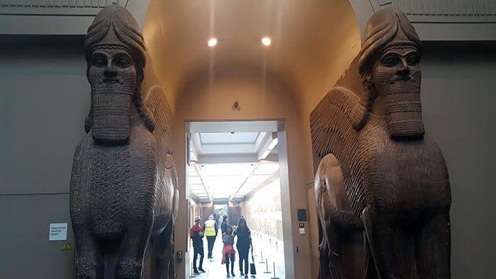 egito no british museum