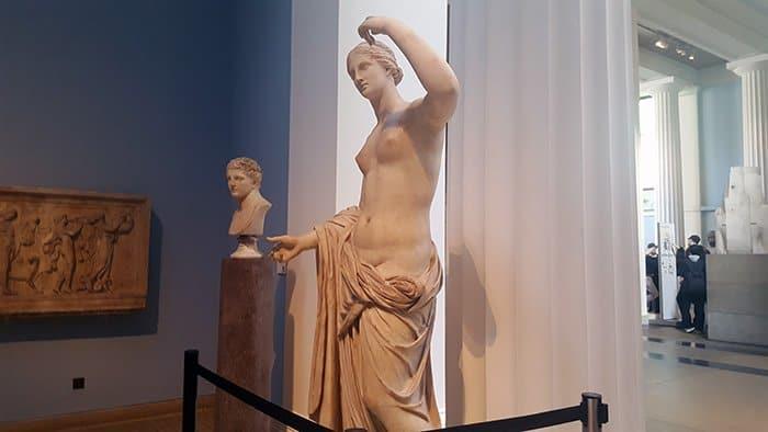 venus no museu britânico