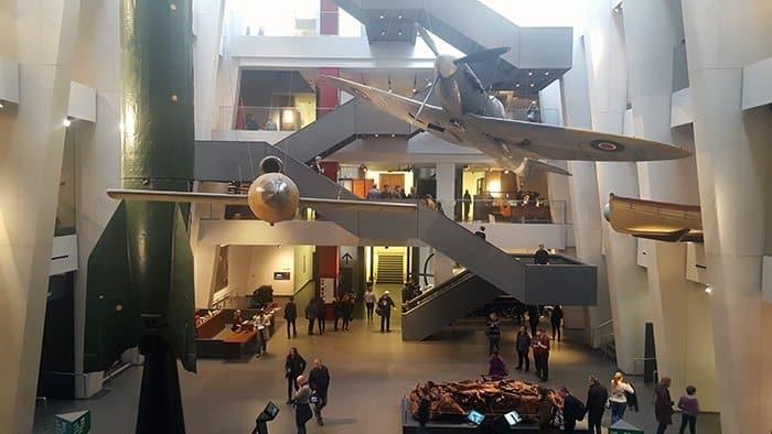 museu da guerra londres