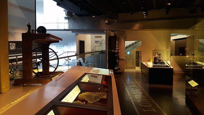principais museus de londres