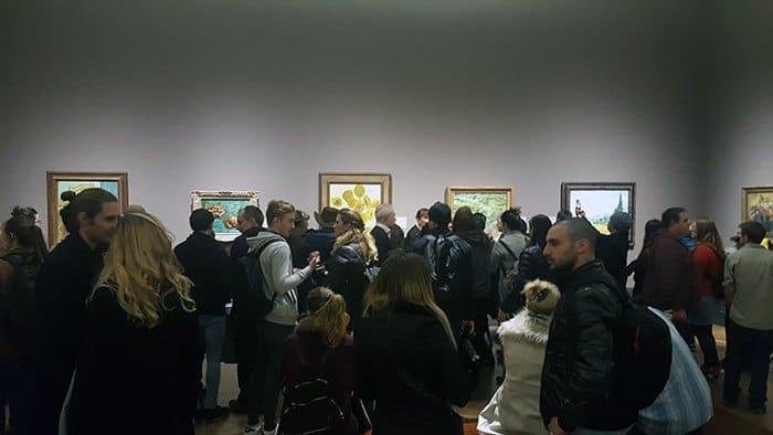 museus e galerias de arte em londres