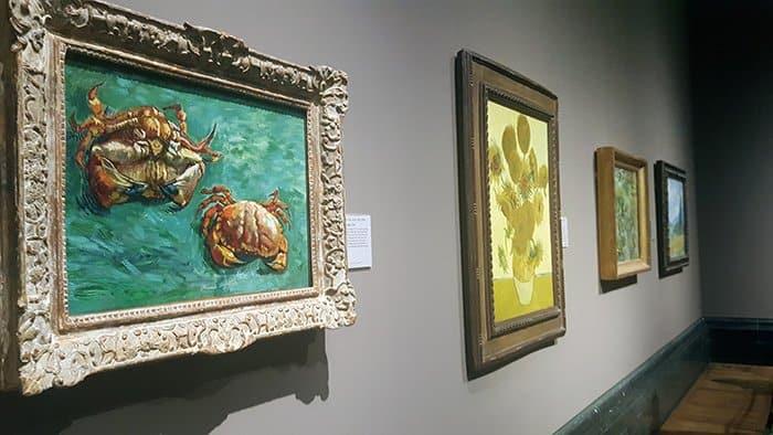 van gogh national gallery