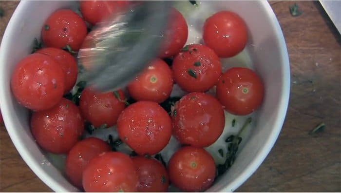 tomates para peixe