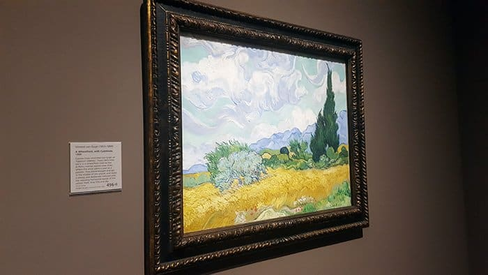 van gogh na national gallery