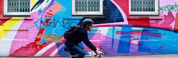 arte de rua londres