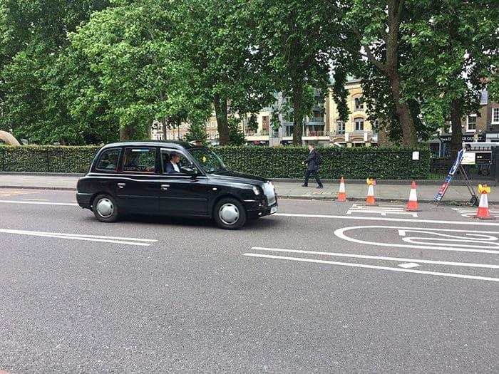 Black Cab em Londres