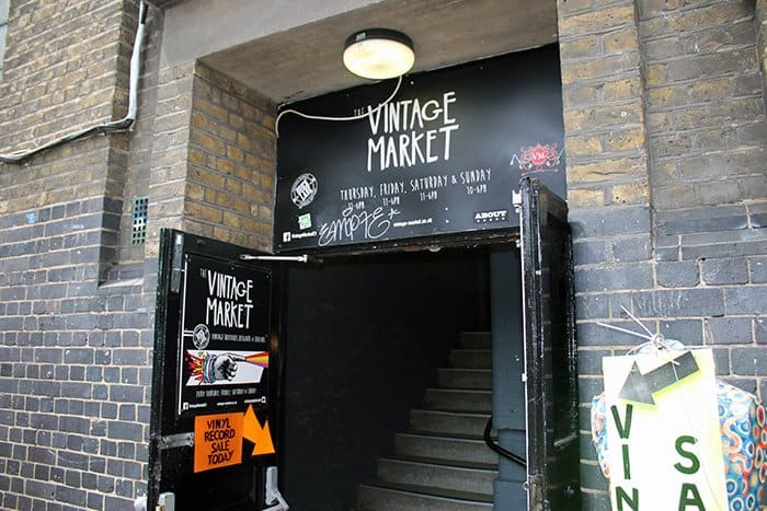 mercado vintage brick lane
