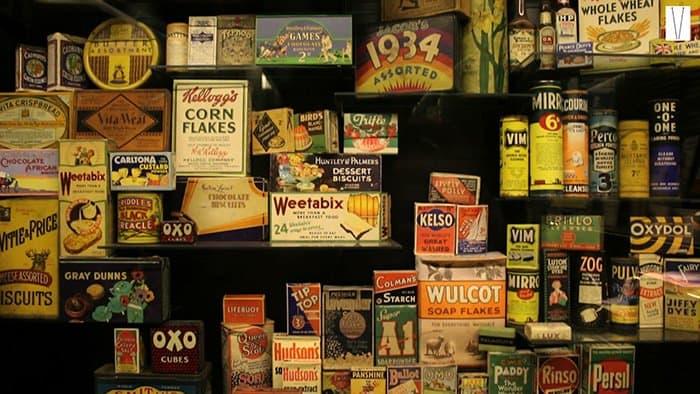 museu das marcas londres