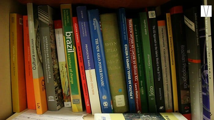 livros no Brazil Institute