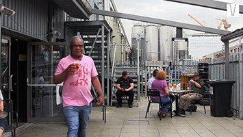 fábrica de cerveja em londres