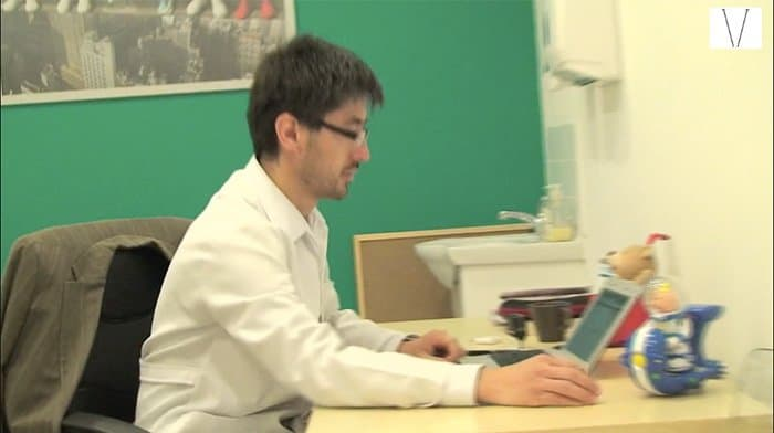 medico da clínica messina