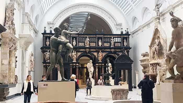 museu victoria & albert
