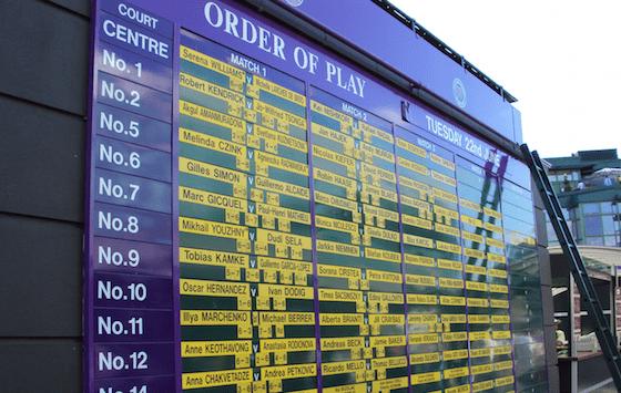 tabela de jogos wimbledon