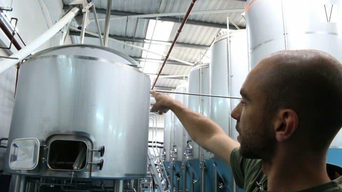 arte de fazer cerveja