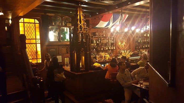 Waxy O'Connors Pub